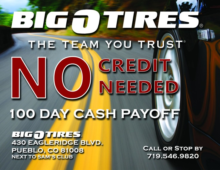 Big O Tires Postcard Snap
